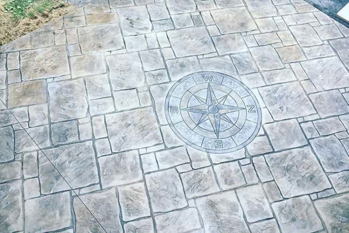 Decorative Concrete-Treasure Coast Concrete Services Pros-We do concrete services, concrete underlayment & overpayment, polishing, decorative, stamped, stained, sealed, concrete grinding, Stucco installation, EIFS repair, new construction concrete pouring, epoxy floor finishing, concrete repair, commercial concrete contracting work, and more